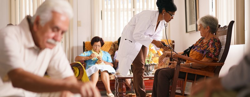 多伦多老人护理院名单